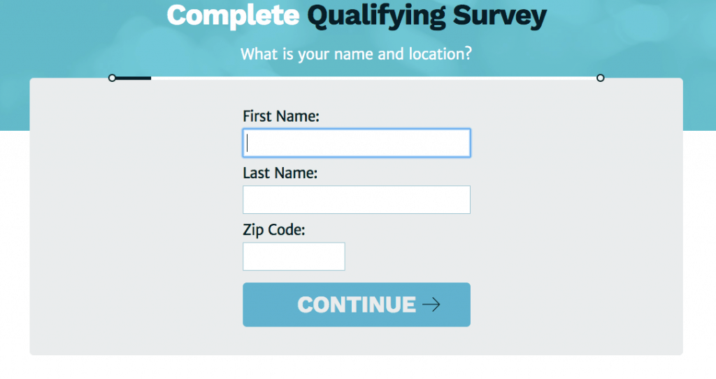 provide name survey voices