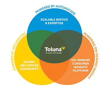 how toluna works